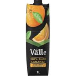 Suco de Laranja Del Valle 100%