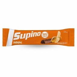 Supino Barra de Fruta Zero Açucar Banana Ao Leite