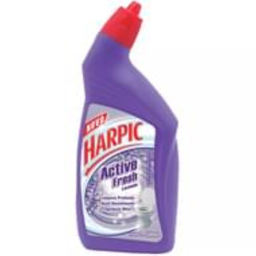 Harpic Limpador Sanitário Active Fresh Lavanda