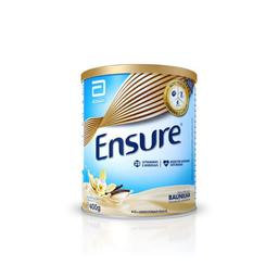 Ensure Suplemento Nutricional Pó Sabor Baunilha Lata