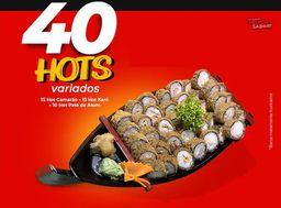Combinado 40 Hots