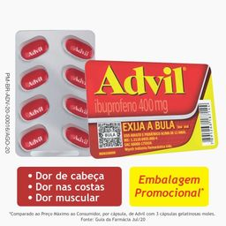 Advil Mole