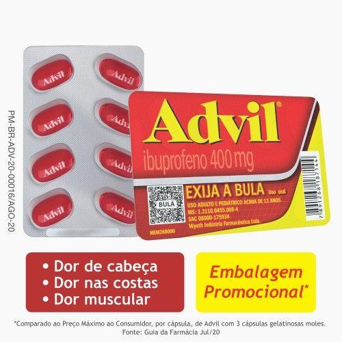 Advil Mole