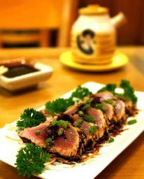 Roast Tuna com Curry