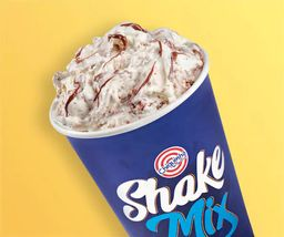Shake Mix de Ninho com Nutella
