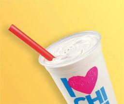 Milk Shake de Baunilha