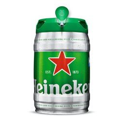 Cerveja Heineken Barril 5 L