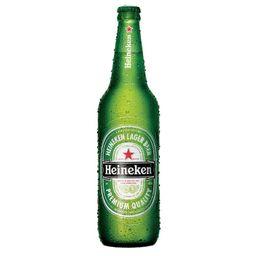 12 und Cerveja Heineken Garrafa 600 mL