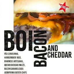 Boi Bacon And Cheddar