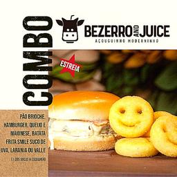 COMBO BEZERRO AND JUICE