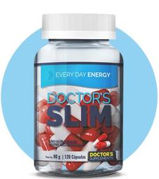 SNC Doctors Slim 120 Cápsulas