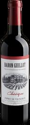 Vinho Tinto Baron Guillot Classique Esprit Vigneron 2018 750 mL