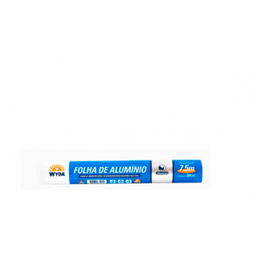 Wyda Papel de Alumínio X 7.5 M