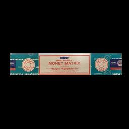 Incenso Satya Money Matrix