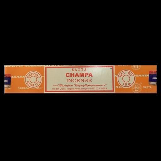 Incenso Satya Champa