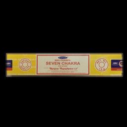 Incenso Satya Seven Chakra