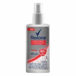 Álcool Spray Rexona Higienizador Original 120 mL
