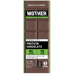 Barra De Chocolate Protéico Mother 40 g