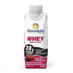 Compre 2 Ganhe 30% Bebida Láctea Piracanjuba Whey Zero Lactose F