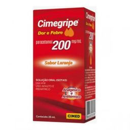 Cimegripe 200mg 15 mL