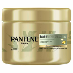 Máscara Intensiva Bambu Pantene 270 mL