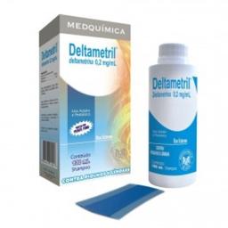 Shampoo Frasco Deltametril 100 mL