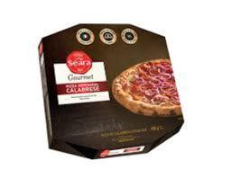Pizza Calabrese Seara Gourmet 450 g