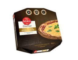 Pizza Margherita Seara Gourmet 450 g