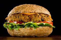 Hambúrguer de Soja