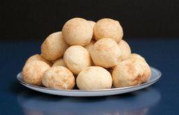 Mini pães de queijo degustação - 6 unidades