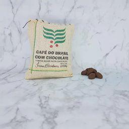 Chocolate com Café - 250g