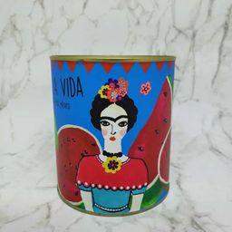Lata de Cookie Frida Kahlo - 200g