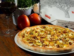 Pizza Meio a Meio - Broto