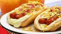Hot Dog de Salsicha