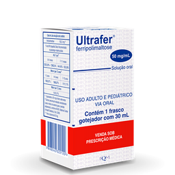 Farmoquímica Ultrafer 30mL Gotas