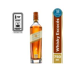 Johnnie Walker- Platinum Label Whisky Platinum Label 750 Ml
