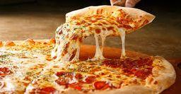 Combo pizza grande + guaraná 1/5 l