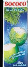 Água De Coco Sococo 1 L
