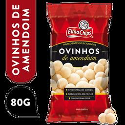 Amendoim Elma Chips Ovinhos 80 g