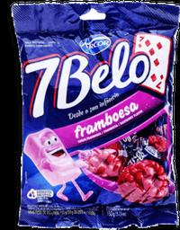 Bala Arcor 7Belo Framboesa 150 g