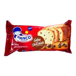 Panco Bolo Gotas Chocolate