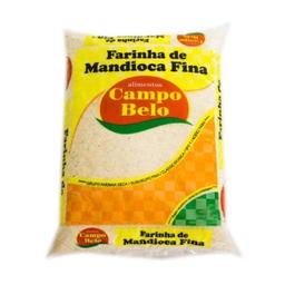 Campo Belo Farinha Mandioca Campobelo Fina500g