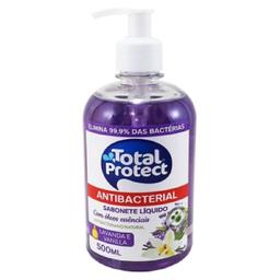 Total Protect Sabonete Liquido Antibactericida Lavanda E Vanilla