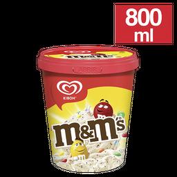 Pote Kibon M&Ms 800ML