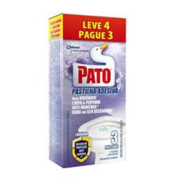 Desodorizador Sanitário Pato Pastilha Ad F Tropica Lv 4 Pg 3 Und