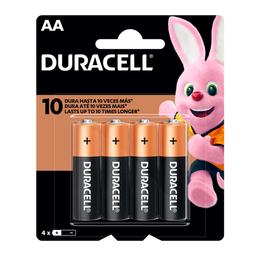Duracell Pilhas Alcalinas AA Pague 3 Leve 4