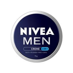 40% DESCONTO NA 2� UNIDADE Nivea Creme Barbear 4 Em 1