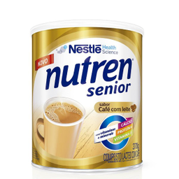 Nutren Senior Café Com Leite 370