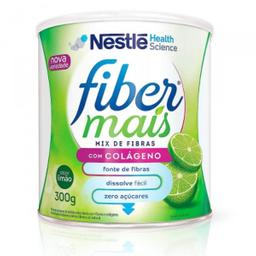 Nestlé Fiber Mais Fibra Alimentar Colageno Sabor Limão