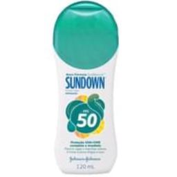 Protetor Solar Sundown Regular Fps50 120Ml